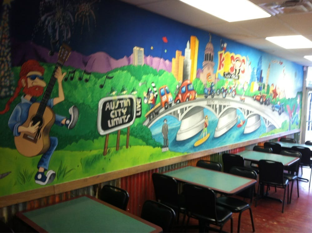 Wall mural yelp for Austin mural wall