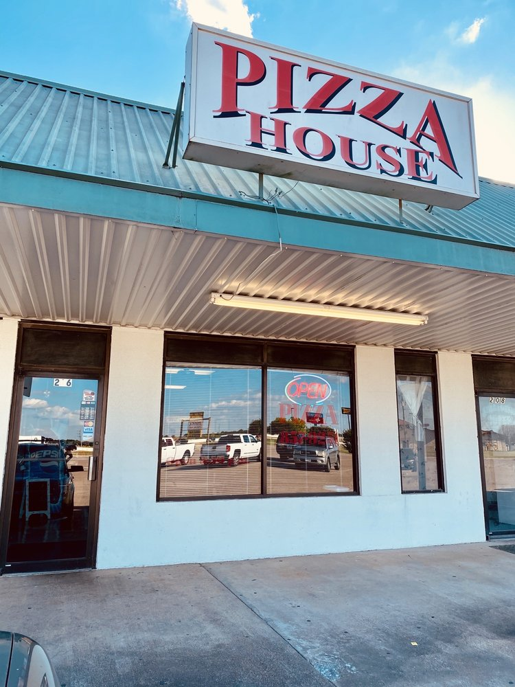 Pizza House: 214 N Frontage Rd, Lorena, TX