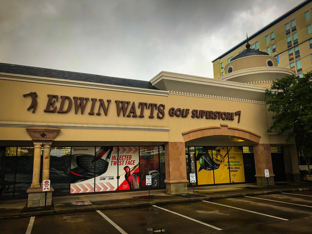 Edwin Watts Golf: 5395 Westheimer Rd, Houston, TX