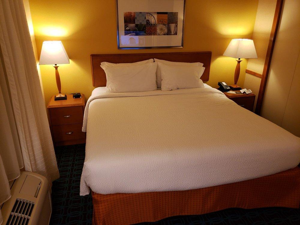 Fairfield Inn and Suites by Marriott: 4305 N. Prince Rd., Clovis, NM