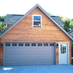 Blue sky builders 10 reviews contractors 424 ogden for Reverse gable garage
