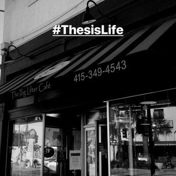 Fog Lifter Cafe San Francisco Ca