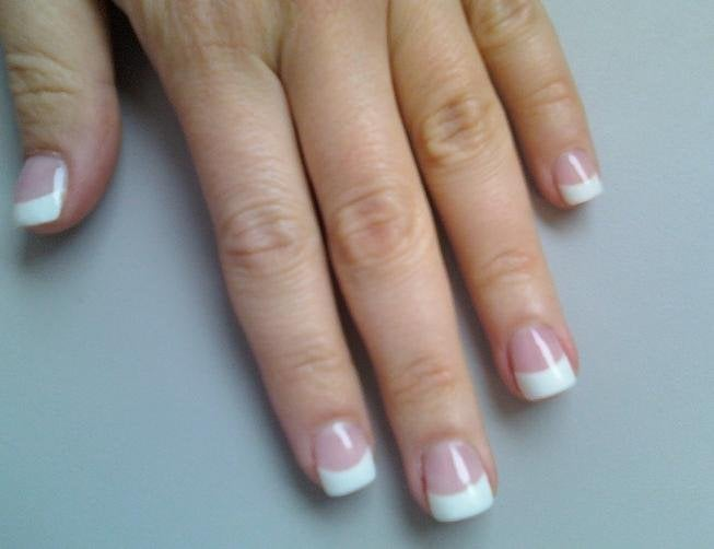 Photo Of T C Nails Traverse City Mi United States Pink And