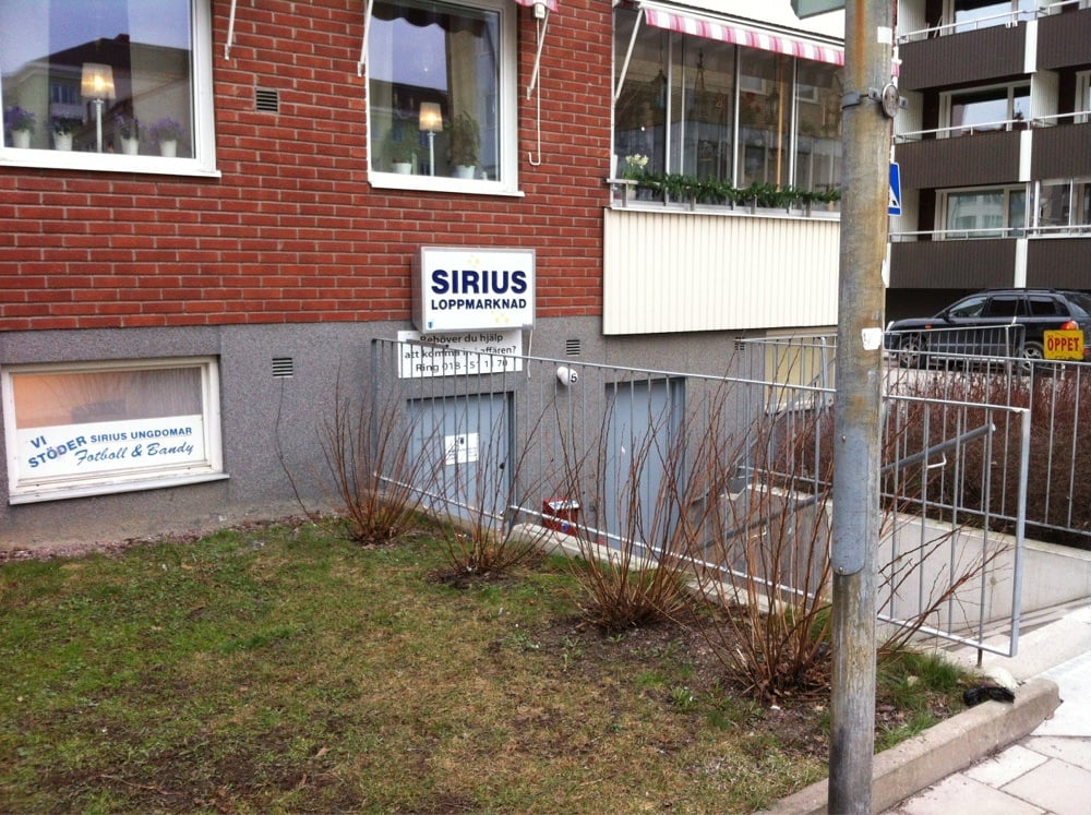 Sirius Loppmarknad