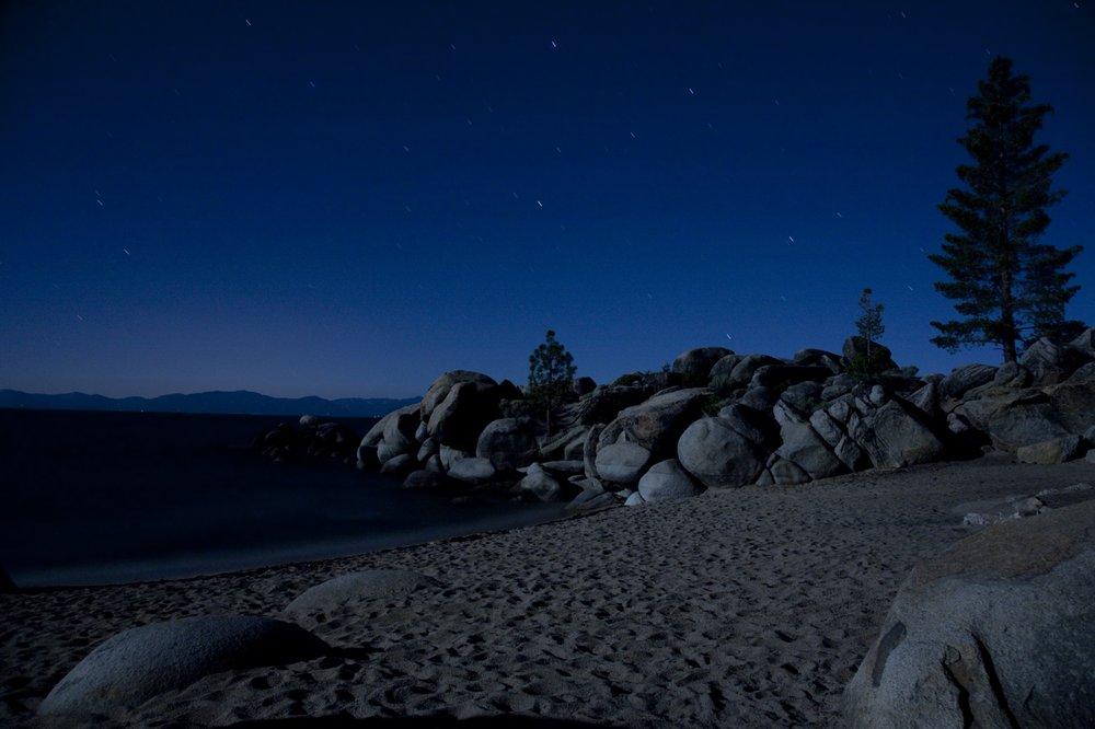 Chimney Beach: State Hwy 28, Carson City, NV