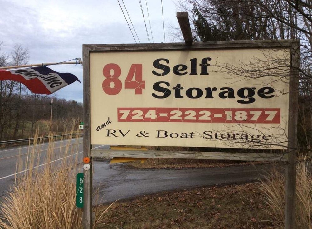 84 Self Storage: 528 Route 519, Eighty Four, PA