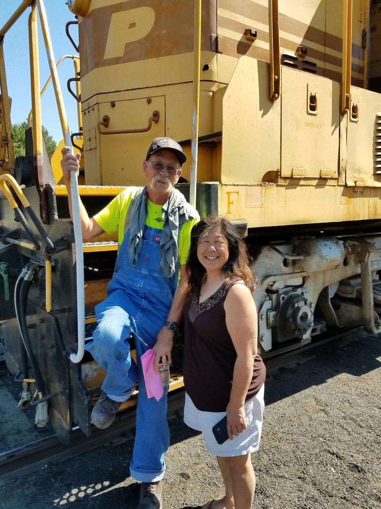Western Pacific Railroad Museum: 700 Western Pacific Way, Portola, CA
