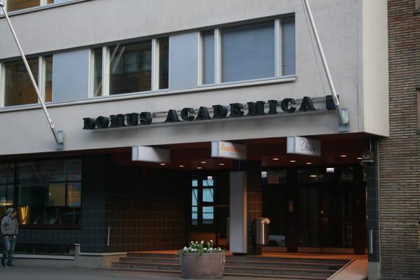 Domus Academica  Hostels  Leppäsuonkatu 9, Etu Töölö
