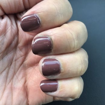 Photo Of Cowboys Nail Bar Frisco Tx United States Horrible Manicure By
