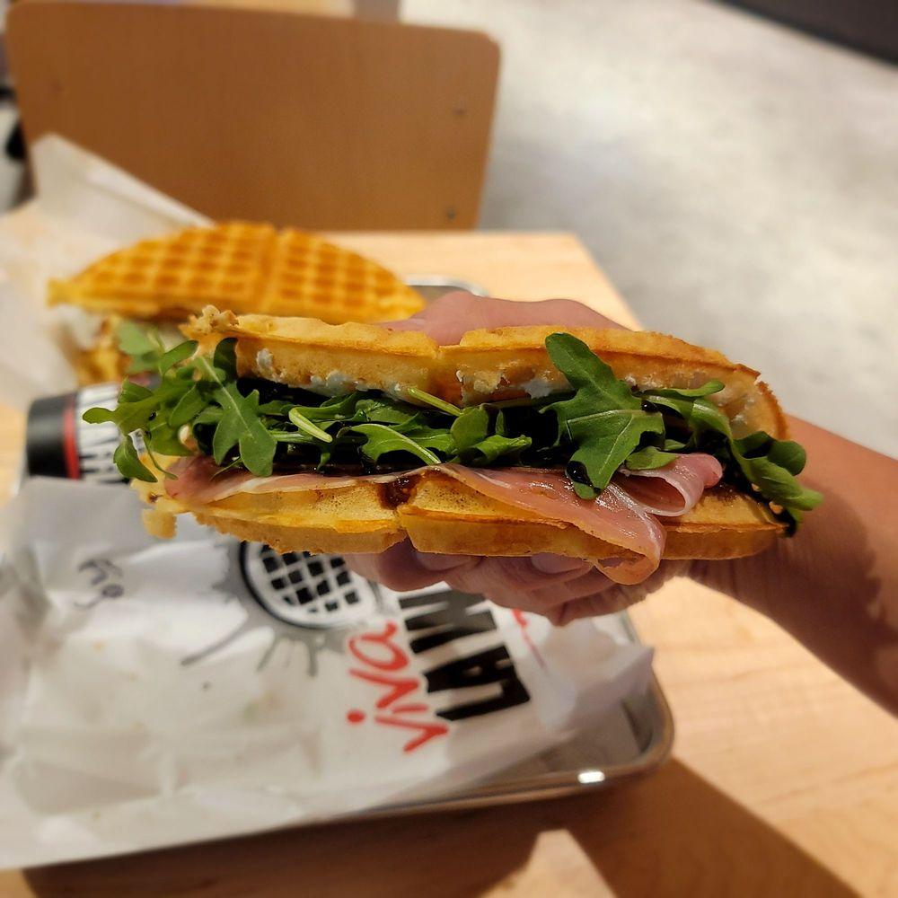Viva la Waffle: 101 Liberty Ave, Lafayette, LA