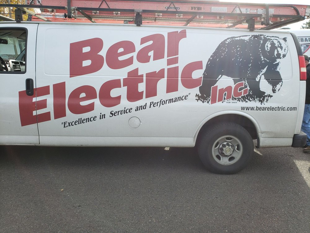 Bear Electric: 20985 Butteville Rd NE, Donald, OR