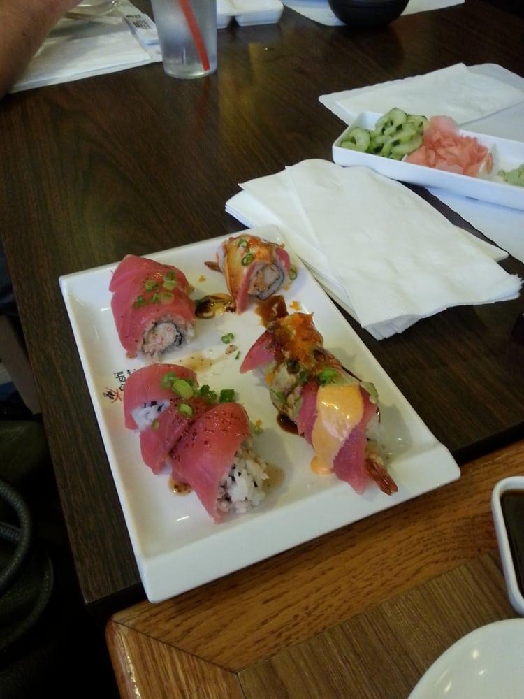 Joe S Sushi Japanese Restaurant Riverside Ca