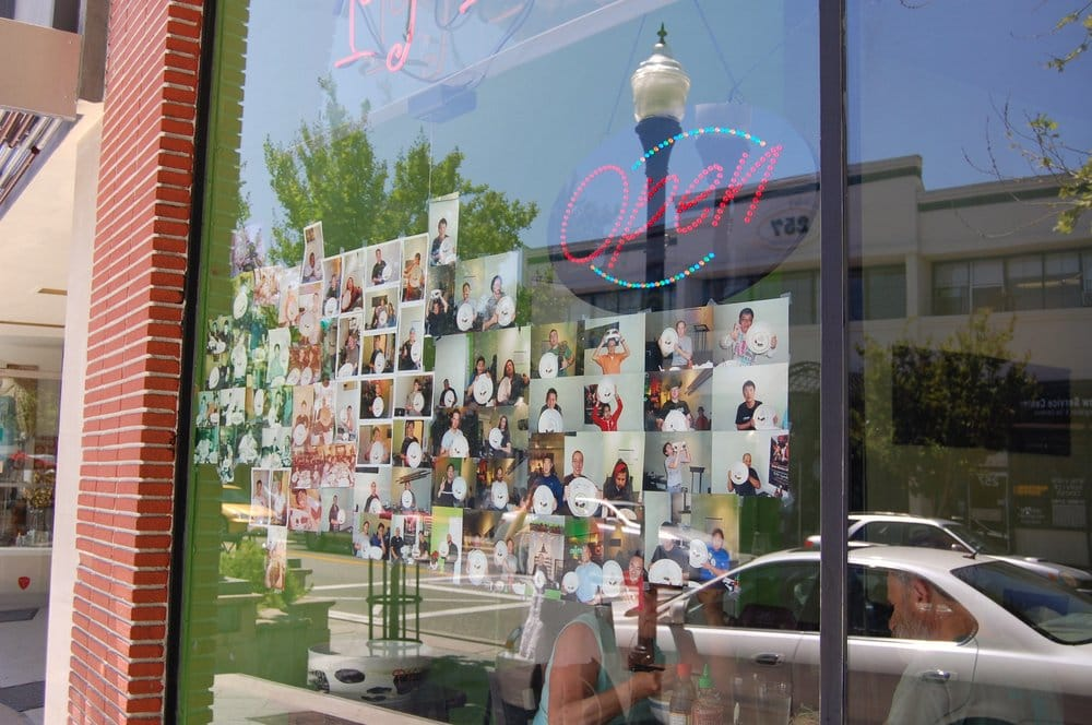 The Winners Of The Pho Challenge Pictured On The Window Yelp