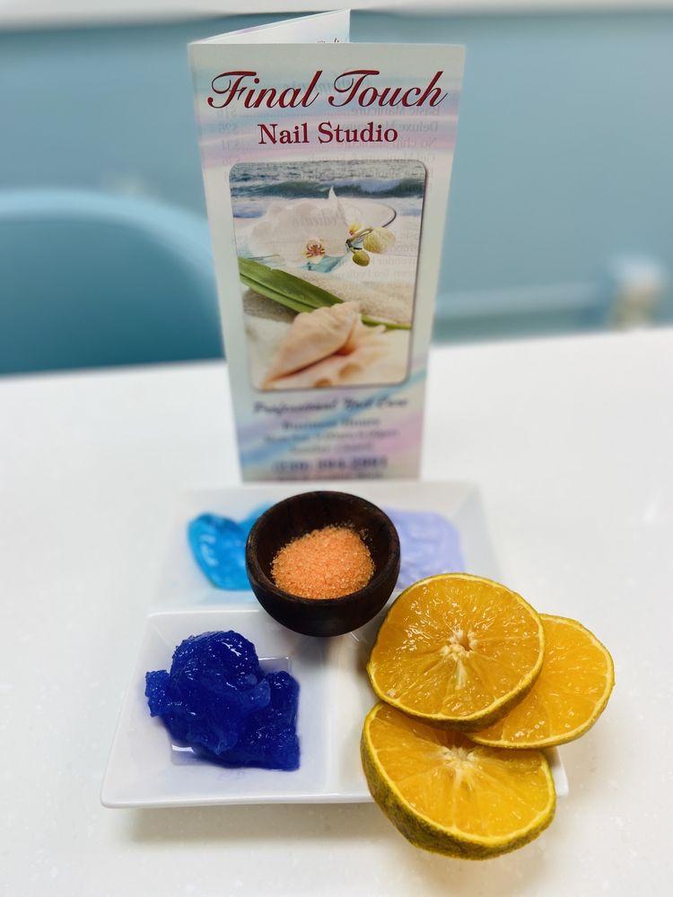 Final Touch Nail Studio: 673 S Collier Blvd, Marco Island, FL
