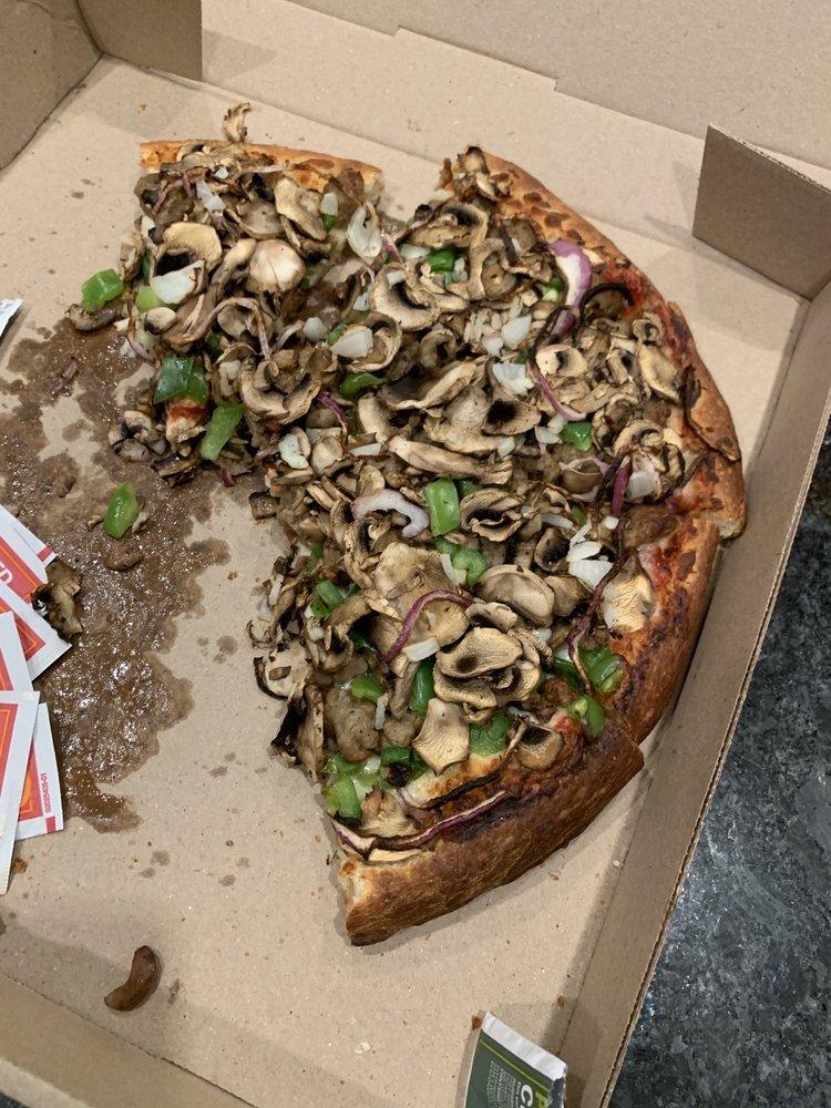 Orlando's Pizza: 602 Waller Ave, Brookshire, TX