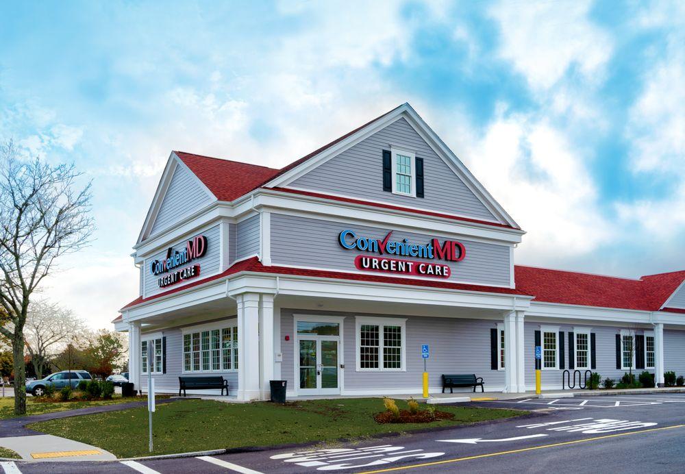 ConvenientMD Urgent Care: 40 Davis Straits, Falmouth, MA