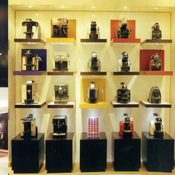 nespresso 12 photos 20 reviews coffee tea shops 11 rue scribe saint lazare grands. Black Bedroom Furniture Sets. Home Design Ideas