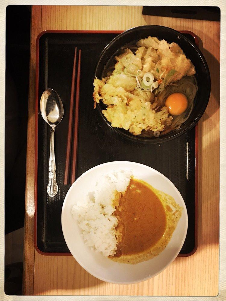 Yomoda soba Ginza