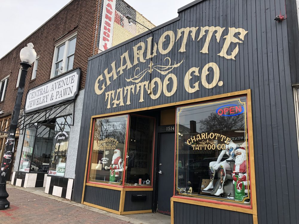 Charlotte Tattoo Company: 1514 Central Ave, Charlotte, NC