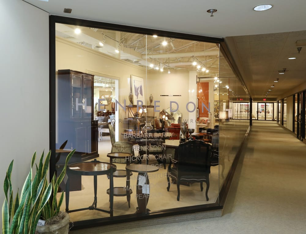 henredon interior design showroom suite 122 furniture accessories art lighting floor
