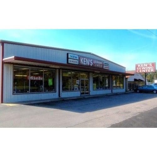 Ken's Sewing Center: 912 2nd St, Muscle Shoals, AL