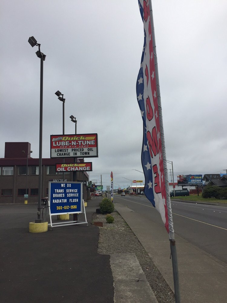 Quality Quick Lube-N-Tune: 2722 Simpson Ave, Aberdeen, WA