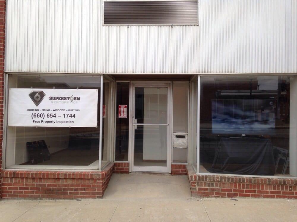 Super Storm Restoration: Trenton, MO