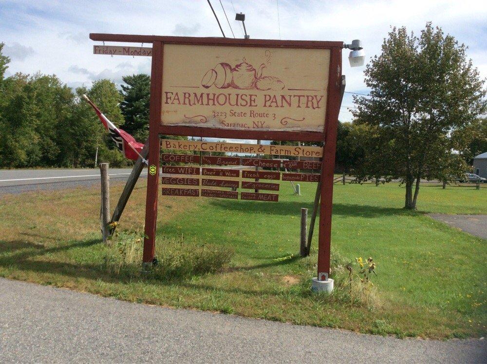 Farmhouse Pantry: 3223 State Rt 3, Saranac, NY