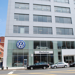 VW Manhattan Reviews Car Dealers Th Ave Hells - Volkswagen new york