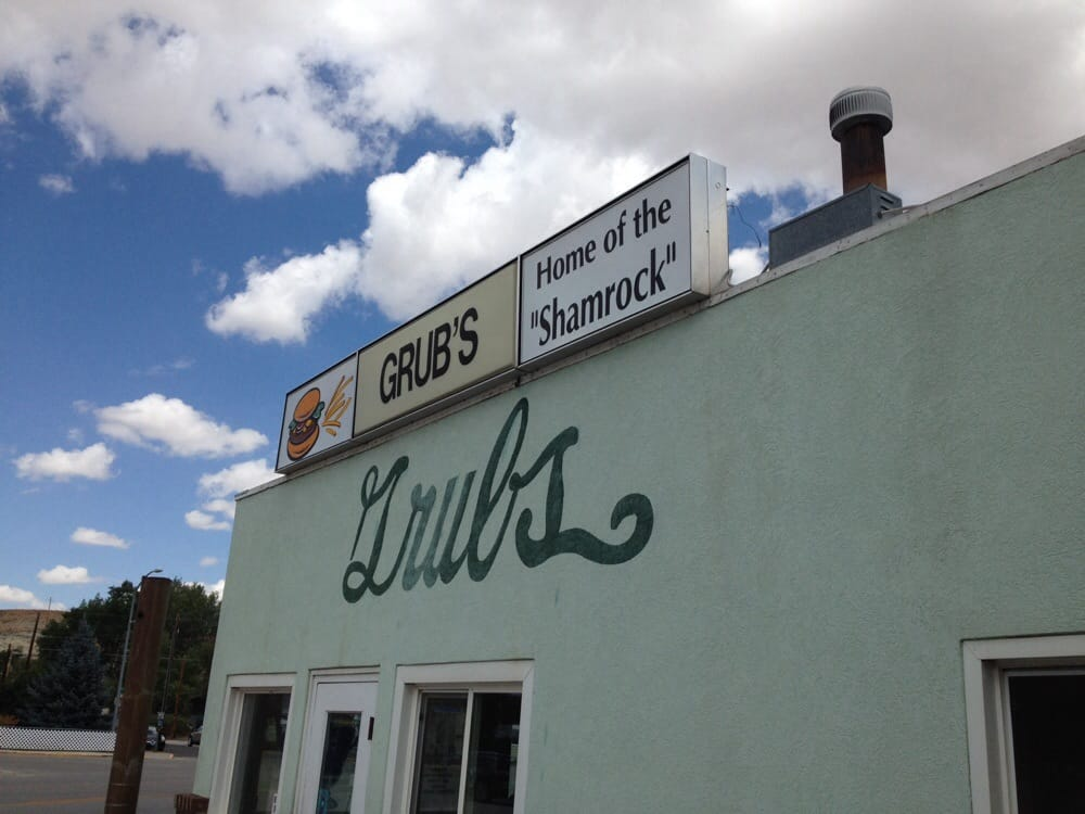 Grub's Drive In: 415 Paulson St, Rock Springs, WY