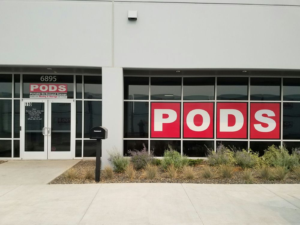 PODS: 6895 S Eisenman Rd, Boise, ID