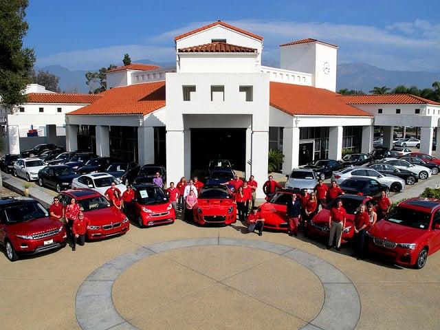 Mercedes benz santa barbara car dealers 402 s hope ave for Santa barbara mercedes benz