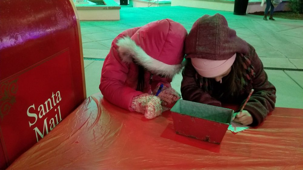 Writing letters to Santa - Yelp