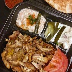 Cedar Halal Food Grill