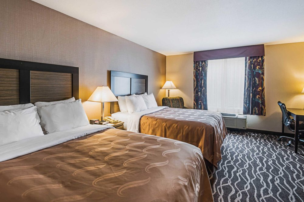 Quality Inn & Suites Frostburg-Cumberland: 11100 New Georges Creek Rd, Frostburg, MD