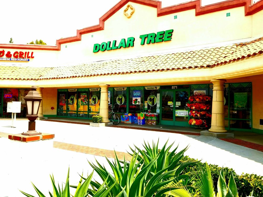 Dollar Tree: 871 W Arrow Hwy, San Dimas, CA