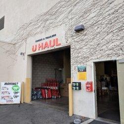 U Haul Neighborhood Dealer 11 Reviews Truck Rental
