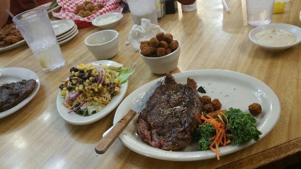 Big Dan's Steakhouse: 3113 Williams Ave, Woodward, OK