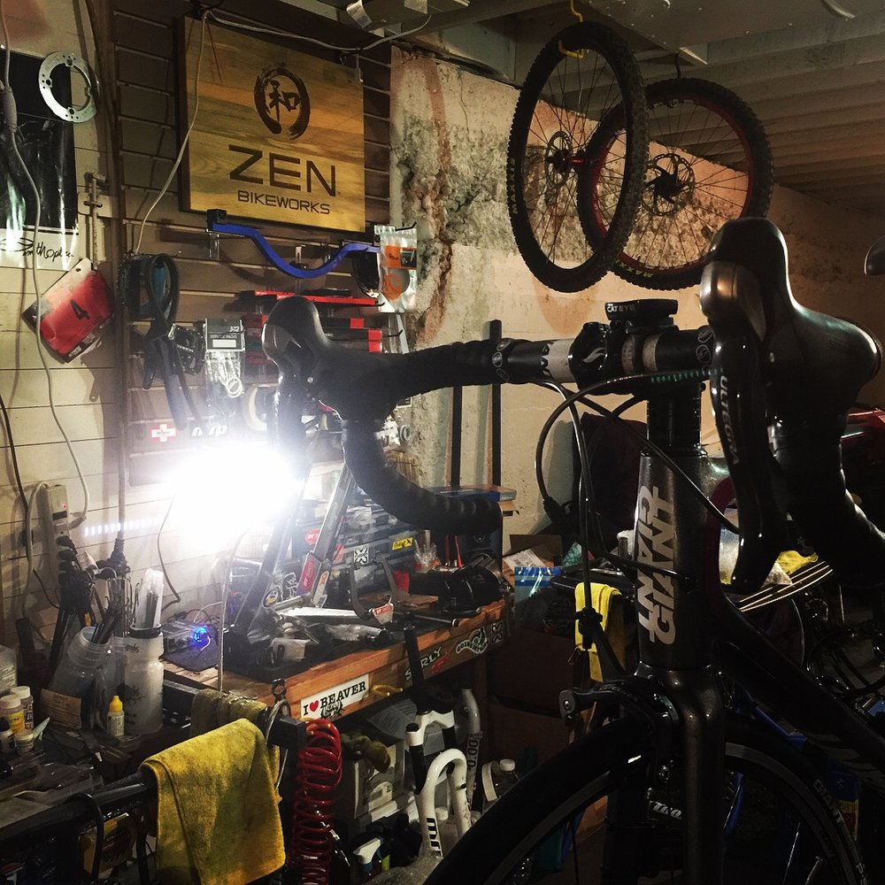 Zen Bikeworks: Grand Junction, CO