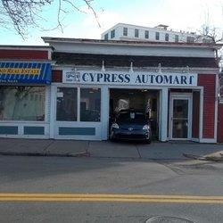 Cypress Automart - Talleres mecánicos - 122 Cypress St
