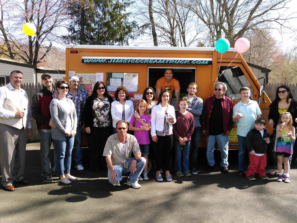 Jim's Ice Cream Truck Fairfield