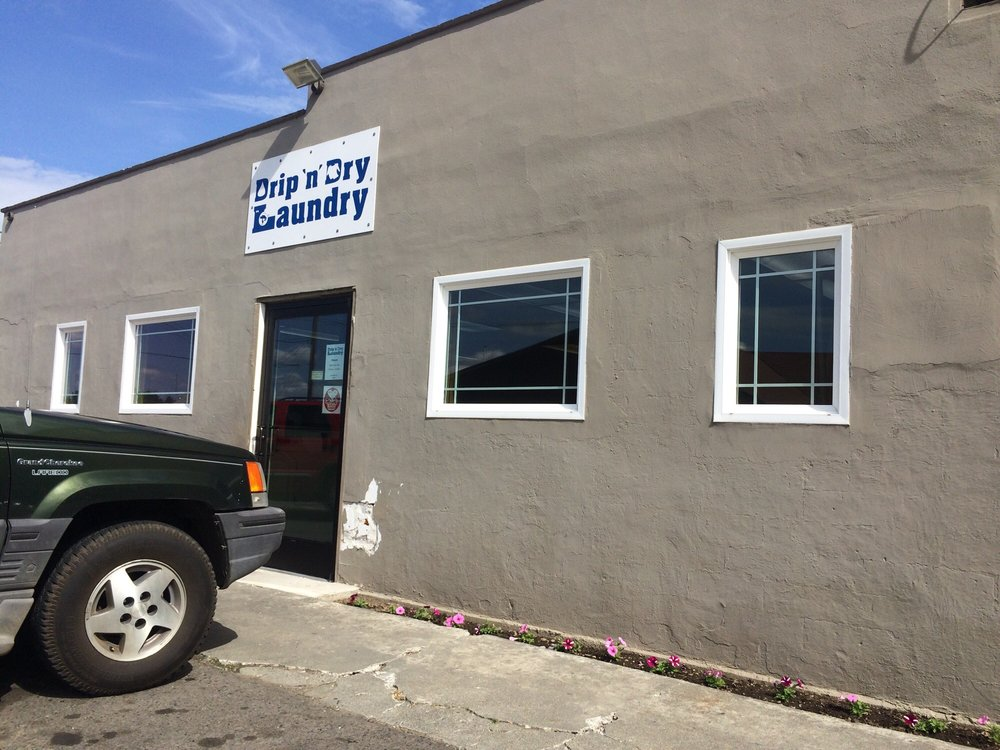 Drip N Dry Laundry: 103 S Main St, Milton-Freewater, OR