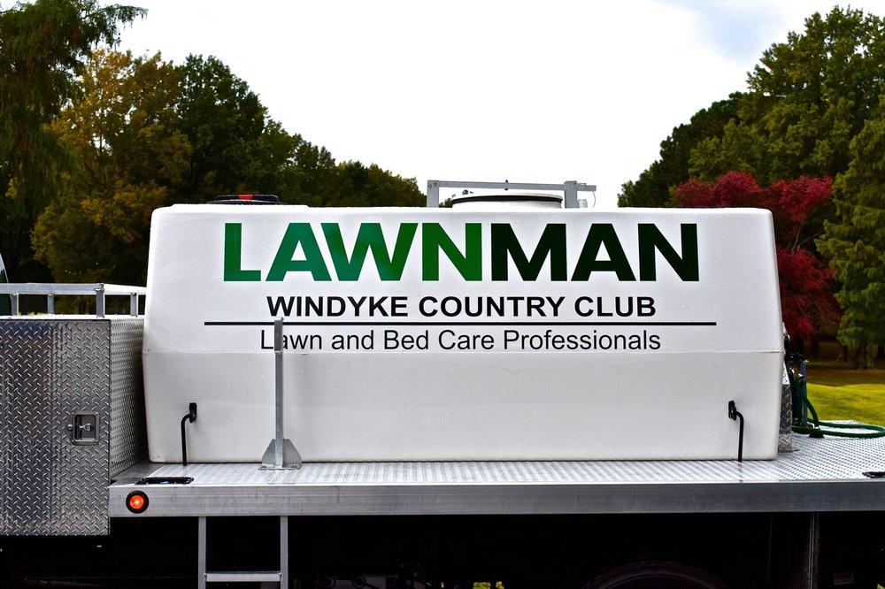 LawnMan - Windyke Country Club