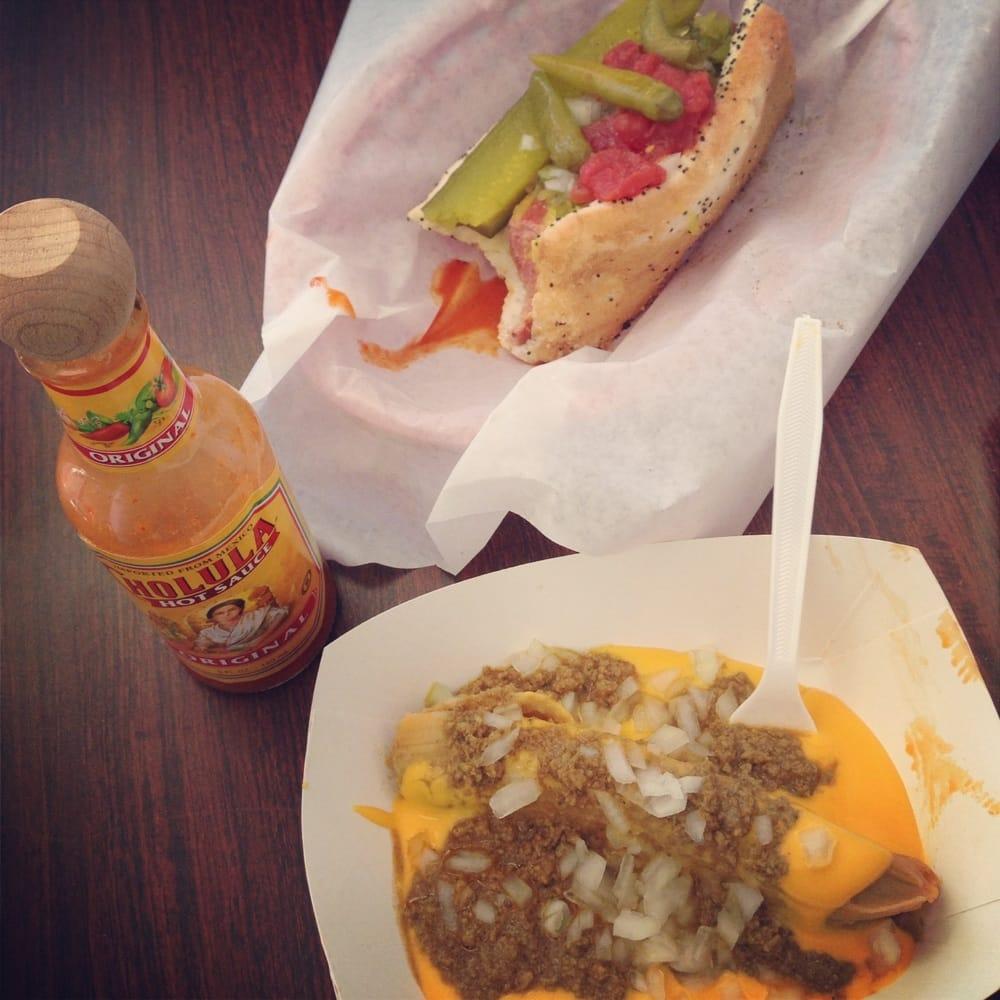 Tamale Fast Food Restaurants