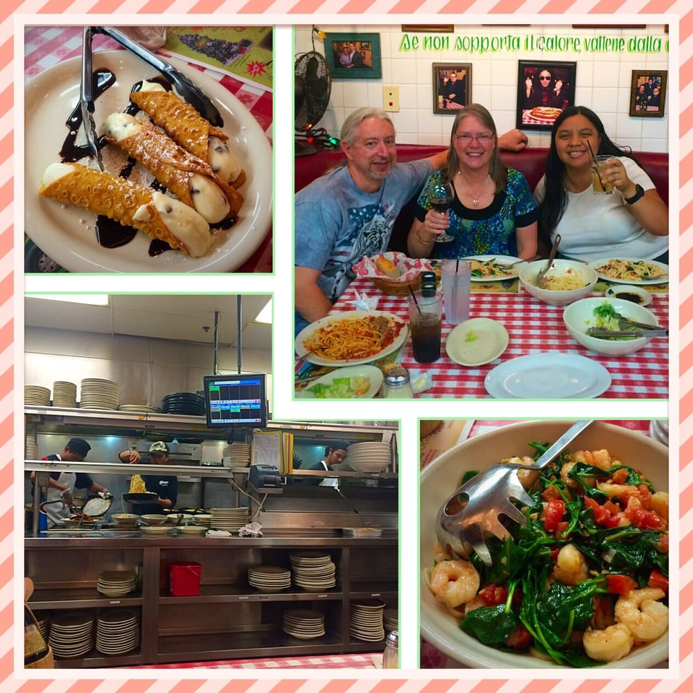 Thanks to the buca kitchen staff for making tonights dinner epic photo of buca di beppo italian restaurant honolulu hi united states thanks workwithnaturefo