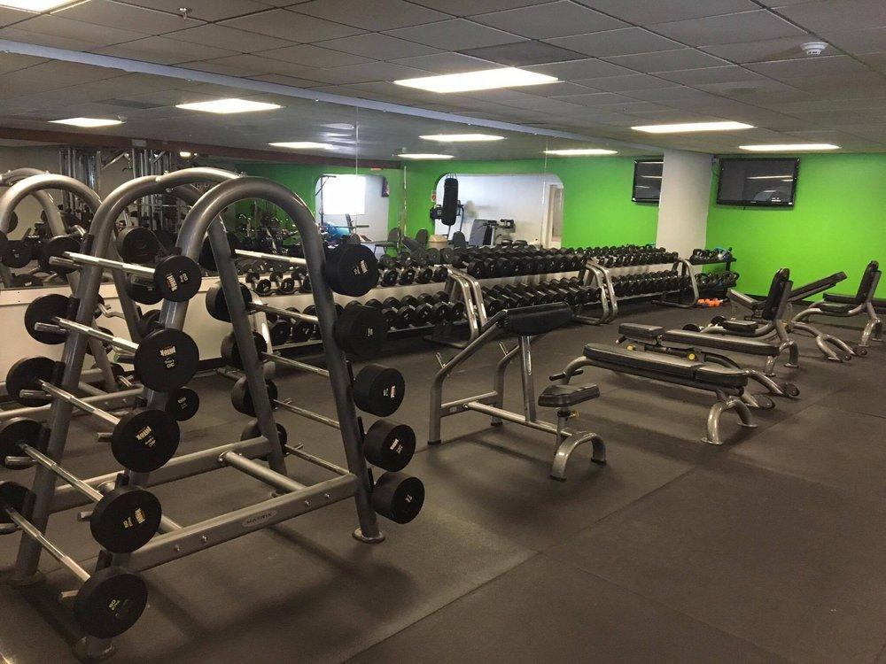 Hometown Athletic Club: 191 Brockton Ave, Abington, MA