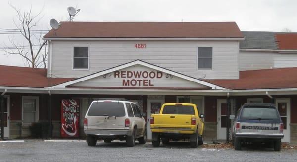 Photo Of Redwood Budget Motel Stephens City Va United States