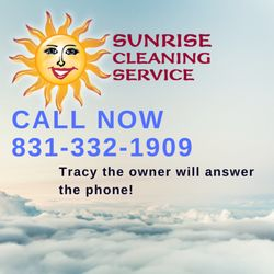 Sunrise Cleaning Service 18 Reviews Home Cleaning