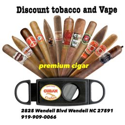 Discount tobacco and Vape - Vape Shops - 2825 Wendell Blvd