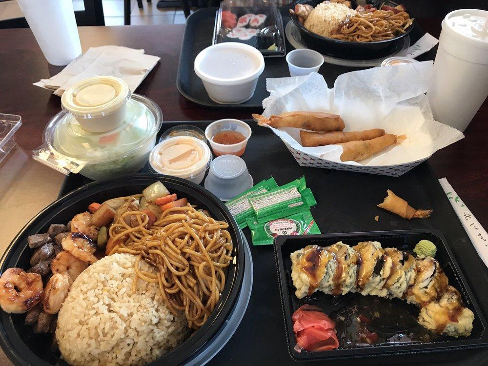 Food from Bushido Express